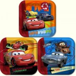 CARS 2 PLATES